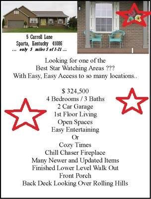 5 Carroll Lane, Sparta, KY 41086 (MLS #542490) :: Mike Parker Real Estate LLC