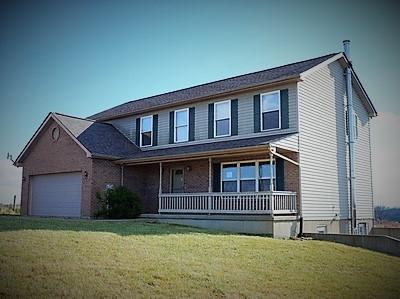 616 Mitts Road, Williamstown, KY 41097 (MLS #511252) :: Apex Realty Group