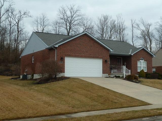 802 Stevies, Independence, KY 41051 (MLS #512778) :: Mike Parker Real Estate LLC