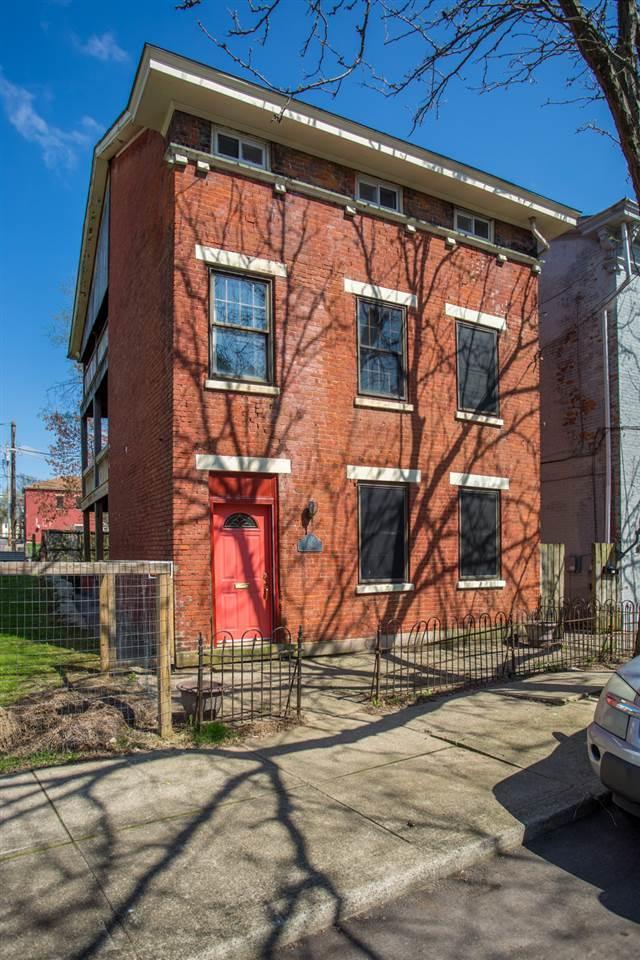 1036 Lee Street, Covington, KY 41011 (MLS #514676) :: Mike Parker Real Estate LLC