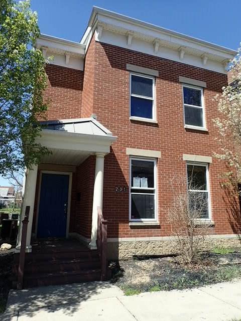 231 W 8th Street, Newport, KY 41071 (MLS #515262) :: Mike Parker Real Estate LLC