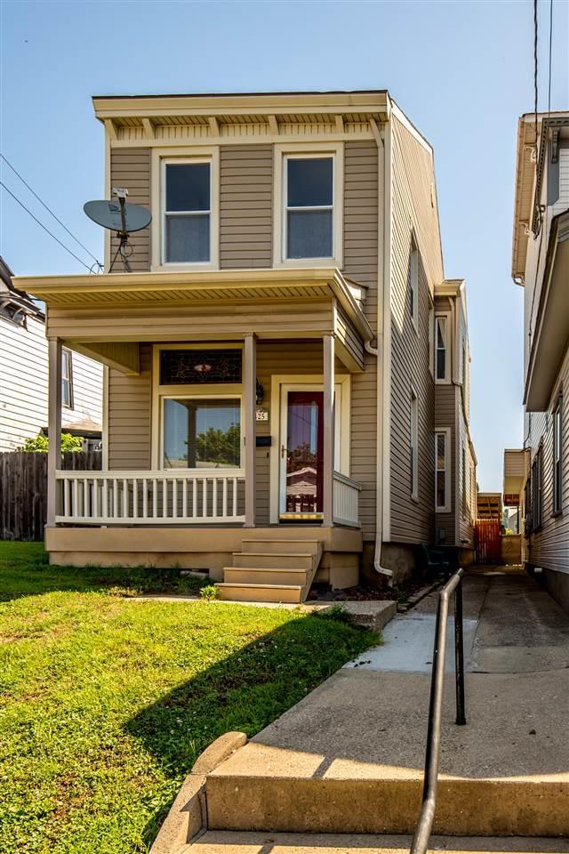 425 Clark Street, Bellevue, KY 41073 (MLS #516039) :: Apex Realty Group