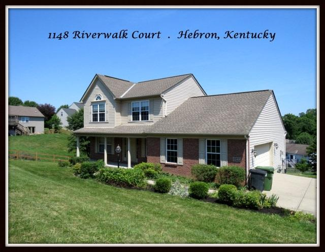 1148 Riverwalk Court, Hebron, KY 41048 (MLS #516526) :: Mike Parker Real Estate LLC