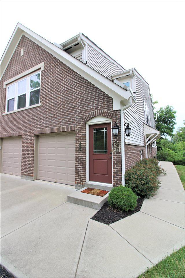 2539 Paragon Mill Drive, Burlington, KY 41005 (MLS #517451) :: Mike Parker Real Estate LLC