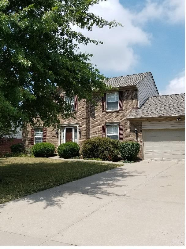 1882 Mountainview Court, Florence, KY 41042 (MLS #518043) :: Mike Parker Real Estate LLC