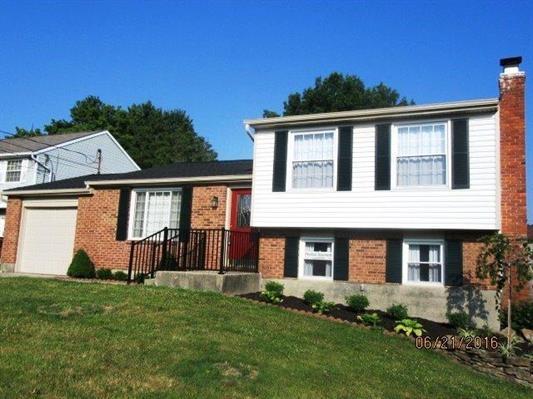7631 Woodbridge Court, Florence, KY 41042 (MLS #519194) :: Mike Parker Real Estate LLC