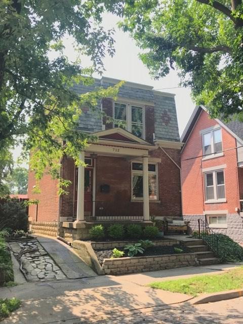 712 East 7th Street, Newport, KY 41071 (MLS #520033) :: Mike Parker Real Estate LLC