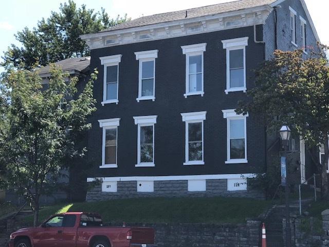109-111 Elm Street, Ludlow, KY 41016 (MLS #520085) :: Mike Parker Real Estate LLC