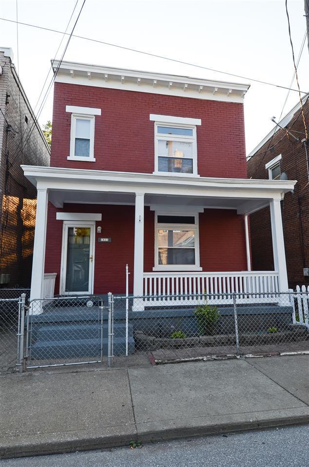 1821 Pearl Street, Covington, KY 41014 (MLS #520260) :: Apex Realty Group