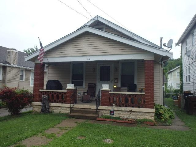 16 W 31st Street, Covington, KY 41015 (MLS #521119) :: Mike Parker Real Estate LLC