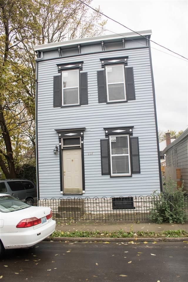 221 Trevor, Covington, KY 41011 (MLS #521476) :: Mike Parker Real Estate LLC