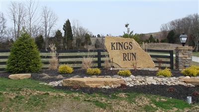 1110 Kensington Way Lot 4, Alexandria, KY 41001 (MLS #523337) :: Mike Parker Real Estate LLC