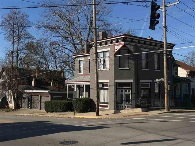 411 E 10th St, Newport, KY 41071 (MLS #523377) :: Apex Realty Group