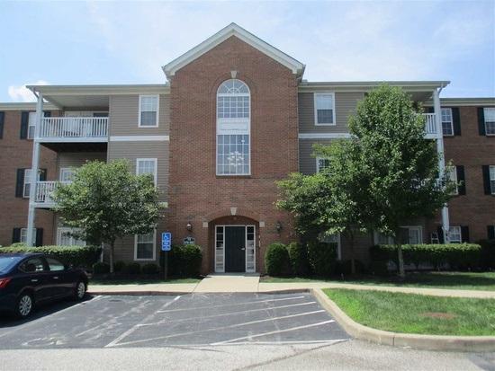 584 Ivy Ridge Bldg 13, Cold Spring, KY 41076 (MLS #523990) :: Mike Parker Real Estate LLC