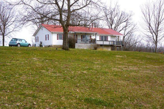 1175 Hammonds Road, Ewing, KY 41039 (MLS #524834) :: Mike Parker Real Estate LLC