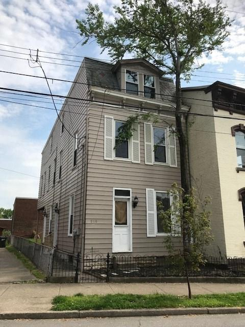 515 W 9th Street, Covington, KY 41011 (MLS #526390) :: Caldwell Realty Group