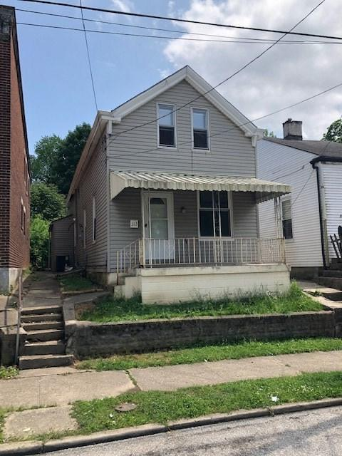 313 20th, Covington, KY 41014 (MLS #527199) :: Apex Realty Group