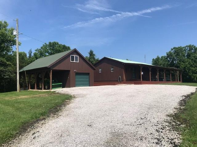 721 Bridgeville Rd., Mt Olivet, KY 41064 (MLS #528715) :: Caldwell Realty Group