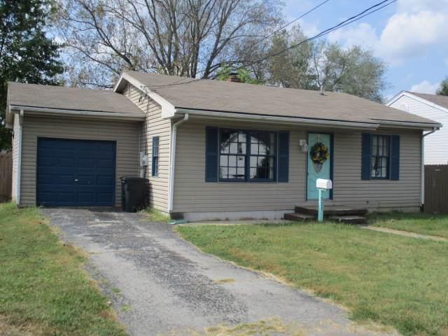 521 Pendleton Street, Falmouth, KY 41040 (MLS #531330) :: Mike Parker Real Estate LLC