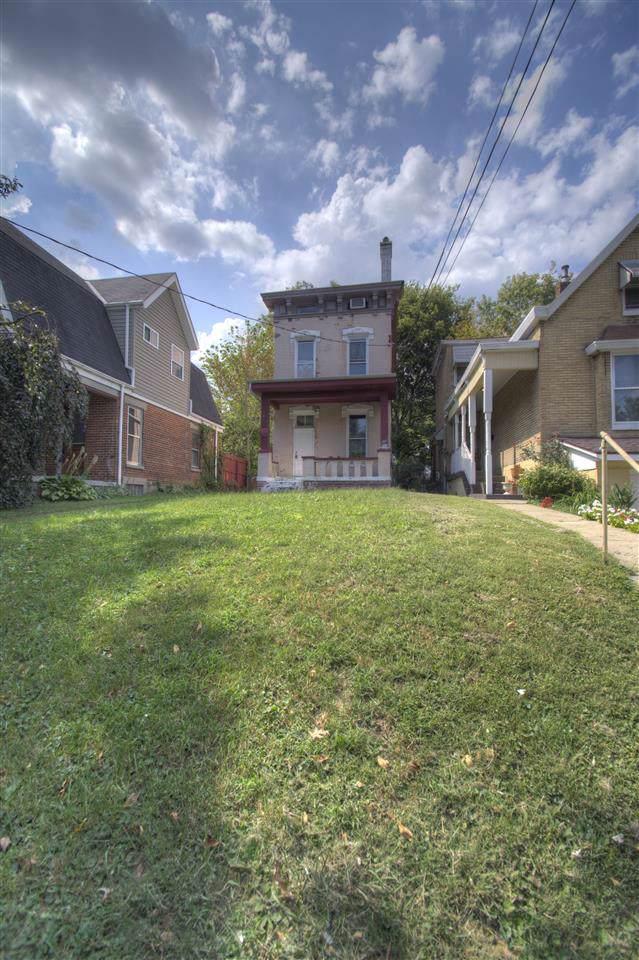 1817 Garrard Street, Covington, KY 41014 (MLS #531372) :: Mike Parker Real Estate LLC