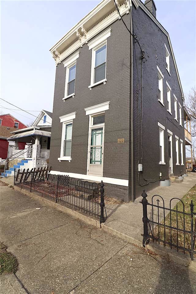 322 E 12th Street, Covington, KY 41011 (MLS #533589) :: Mike Parker Real Estate LLC