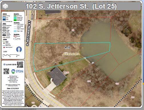 102 S Jefferson Street Lot25, Alexandria, KY 41001 (MLS #534583) :: Mike Parker Real Estate LLC