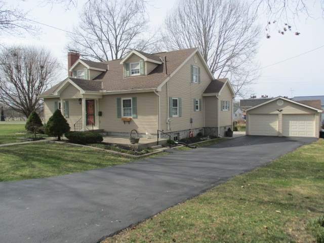 711 Maple Avenue, Falmouth, KY 41040 (MLS #535862) :: Mike Parker Real Estate LLC