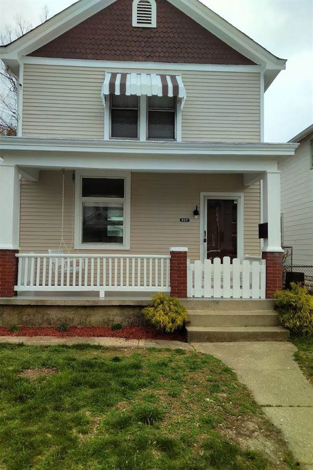 317 W 34th Street, Covington, KY 41015 (MLS #536579) :: Mike Parker Real Estate LLC