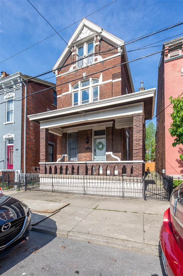 806 Willard Street, Covington, KY 41011 (#537292) :: The Chabris Group