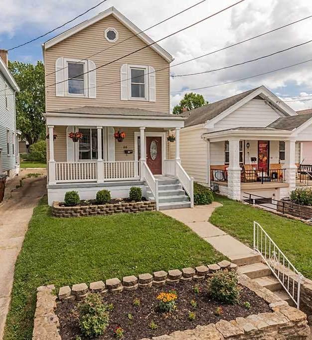 50 E 41st Street, Latonia, KY 41015 (MLS #538097) :: Mike Parker Real Estate LLC