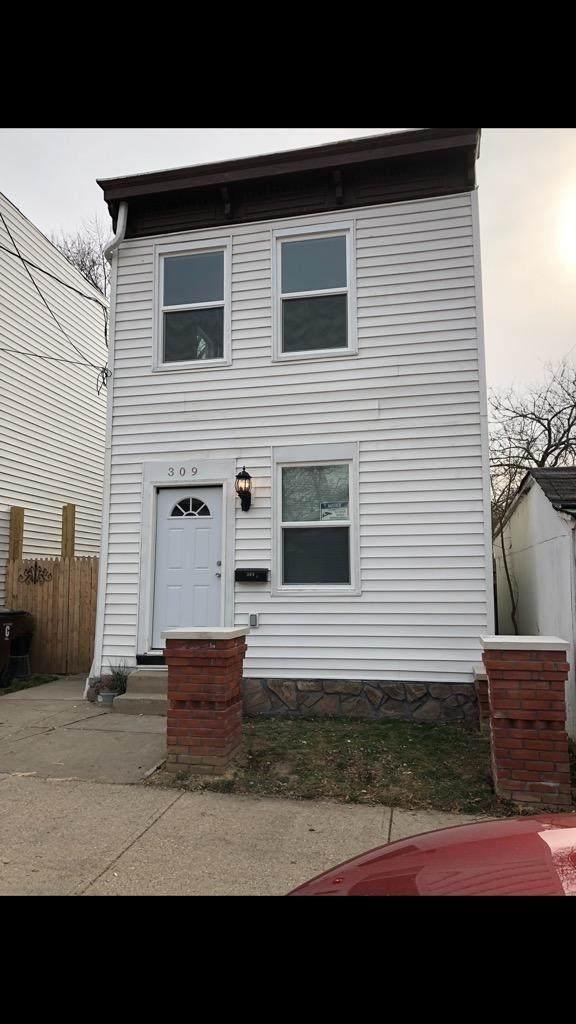 309 Trevor Street, Covington, KY 41011 (MLS #539197) :: Mike Parker Real Estate LLC