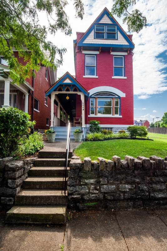 1719 Scott, Covington, KY 41011 (MLS #539473) :: Mike Parker Real Estate LLC