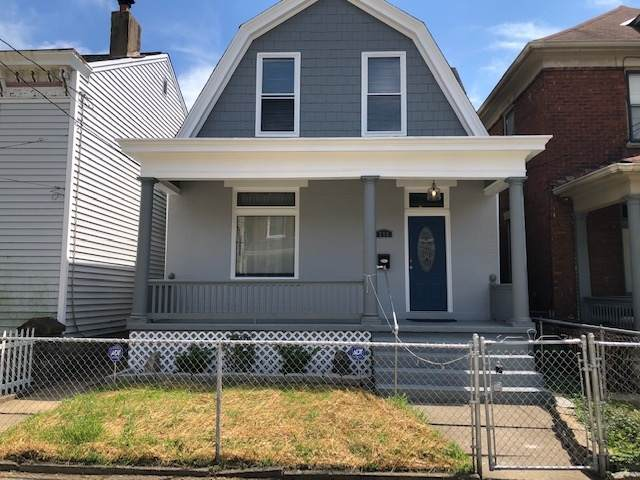 215 W 15th Street, Covington, KY 41011 (MLS #540094) :: Caldwell Group