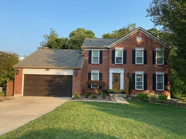 4835 Cornell Drive, Burlington, KY 41005 (MLS #541210) :: Apex Group