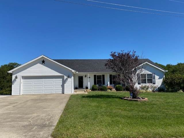 81 Michaels Lane, Brooksville, KY 41004 (MLS #542010) :: Caldwell Group