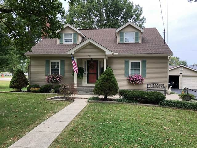 711 Maple, Falmouth, KY 41040 (MLS #542190) :: Mike Parker Real Estate LLC