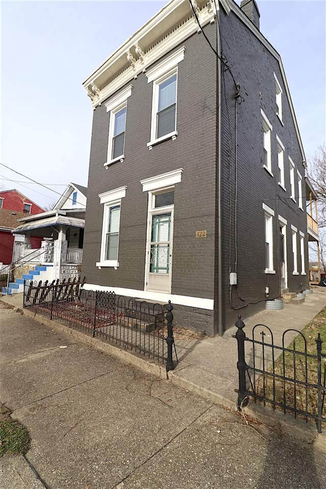 322 E Martin Luther King Boulevard, Covington, KY 41011 (MLS #544186) :: Caldwell Group
