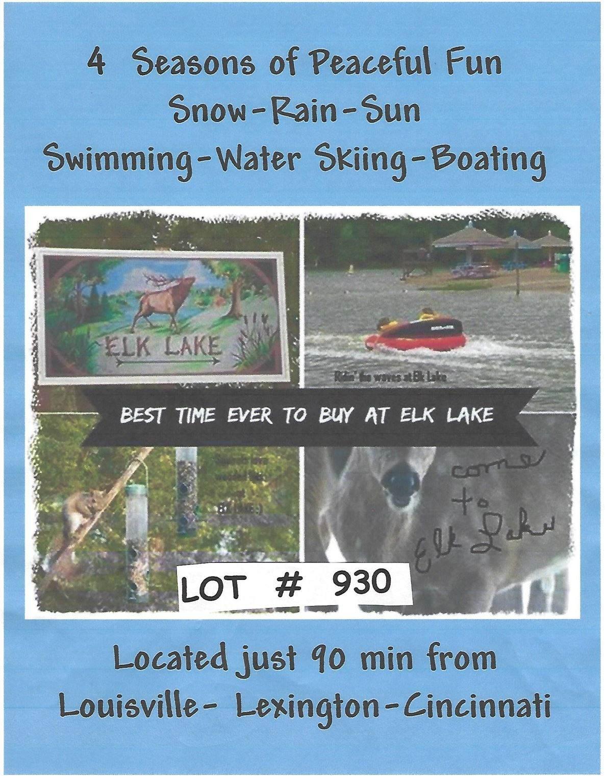 LOT # 930 Fairview Dr @ Elk Lake Road - Photo 1