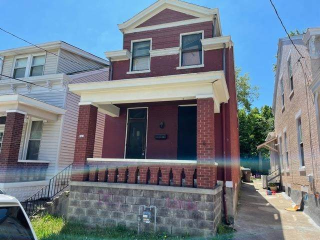 219 E 18th Street, Covington, KY 41014 (MLS #549776) :: Parker Real Estate Group