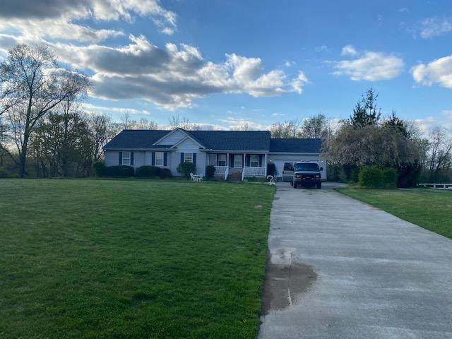 1550 Highway 227, New Liberty, KY 40355 (MLS #549842) :: The Parker Real Estate Group