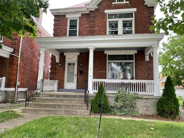 118 W 34th Street, Covington, KY 41015 (MLS #550141) :: Parker Real Estate Group