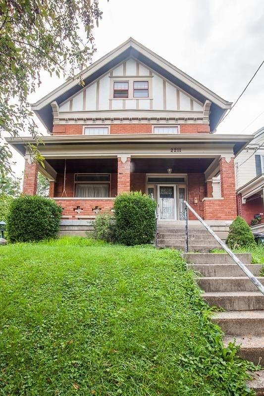 2211 Oakland Avenue, Covington, KY 41014 (MLS #550624) :: Parker Real Estate Group