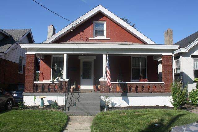 1810 Jefferson Avenue, Covington, KY 41014 (MLS #550938) :: Parker Real Estate Group