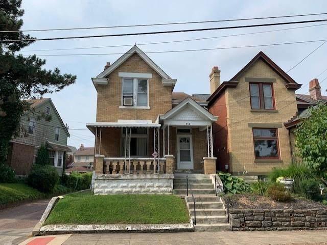 514 Linden Avenue, Newport, KY 41071 (#551360) :: The Huffaker Group