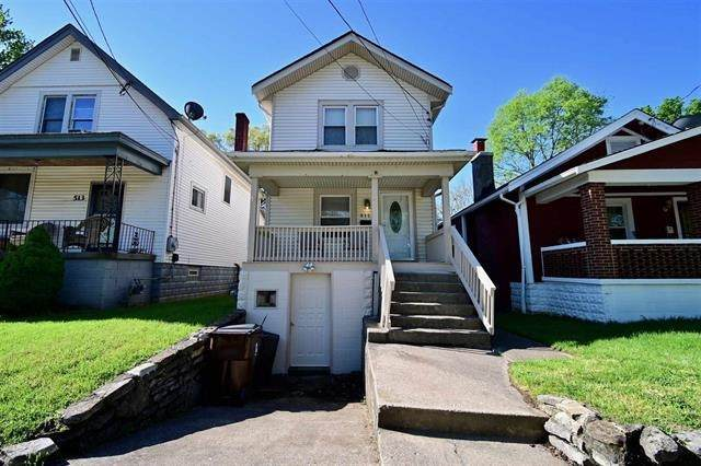 511 E 45th Street, Covington, KY 41015 (MLS #551408) :: The Scarlett Property Group of KW