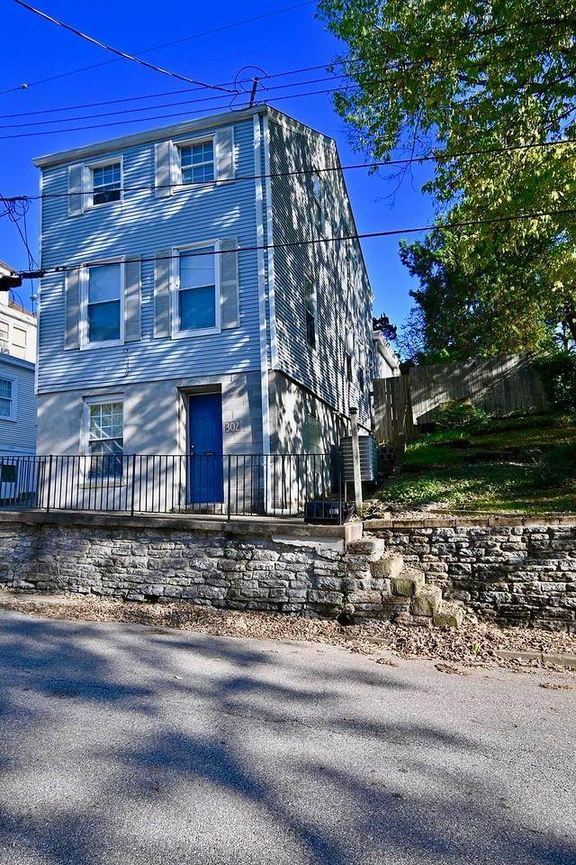 302 Bellevue Street, Covington, KY 41016 (#554262) :: The Chabris Group