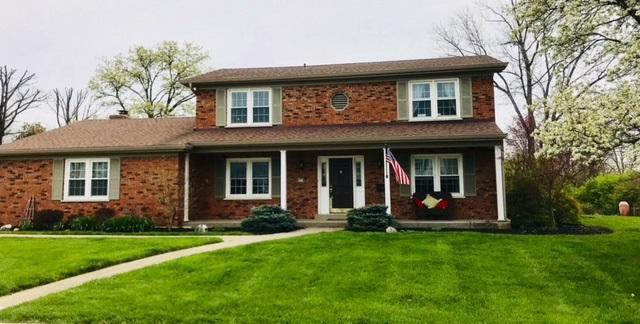 502 Wolfzorn Court, Fort Wright, KY 41011 (MLS #513697) :: Mike Parker Real Estate LLC