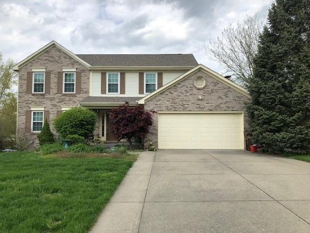 6209 Kingsgate Drive, Burlington, KY 41005 (MLS #526105) :: Mike Parker Real Estate LLC