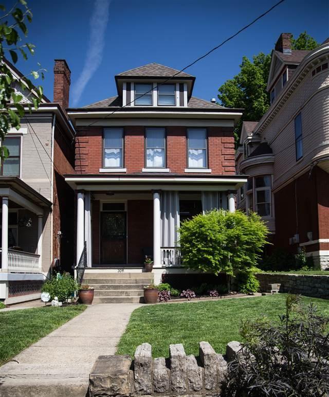 309 E 3rd Street, Newport, KY 41071 (MLS #527499) :: Mike Parker Real Estate LLC