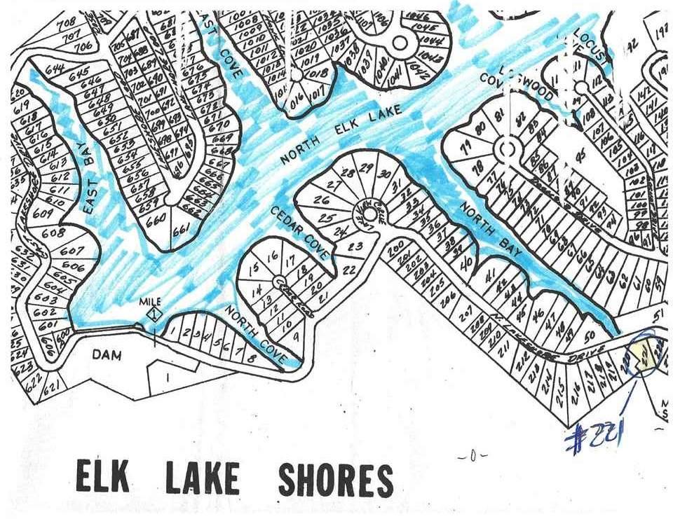 445 Elk Lake Resort , Lot 221 Road - Photo 1